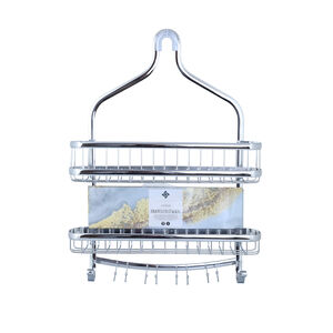 Causeway Bay 2 Tier Medium Shower Caddy