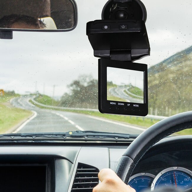 HD In Car Camera with 16GB SD Card