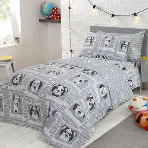 Dogs Daze Bedspread 200x220cm