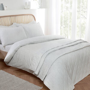 SINGLE DUVET COVER Statham 300tc