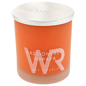 Wax Republic Passionfruit Papaya Candle