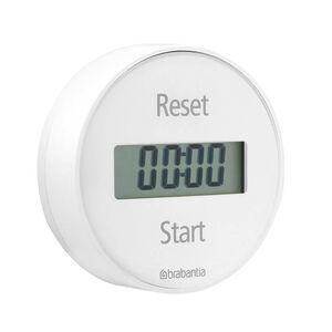 Brabantia Magnetic Timer White