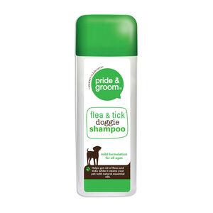 Pride and Groom Flea and Tick Doggie Shampoo