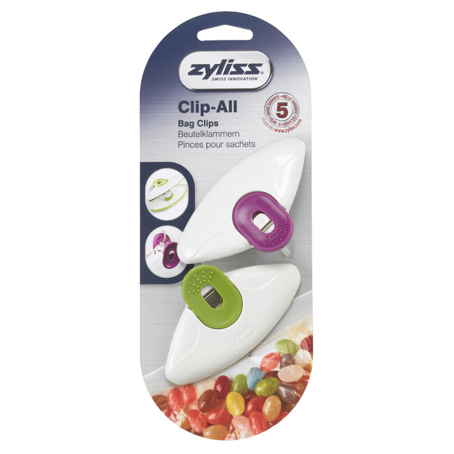 Zyliss Clip-All Bag Clips Large