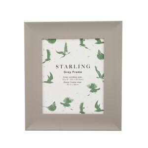 Starling Grey Frame 8x10