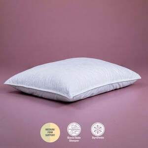 Rose Microfibre Pillow