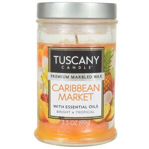 Tuscany 3.5oz Candle Caribbean Market