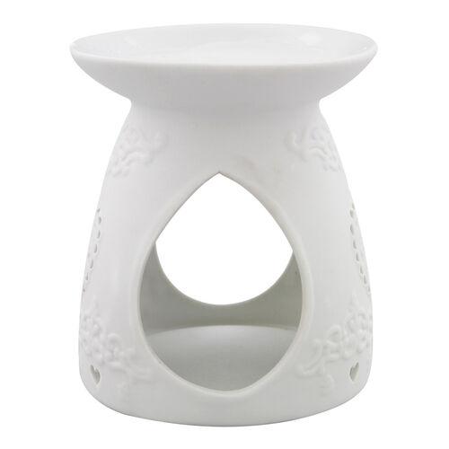 Heart Shape Porcelain Melt Warmer