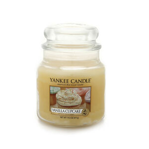 Yankee Candle Vanilla Cupcake Medium Jar