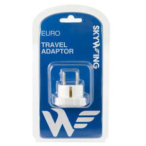 Euro Travel Adaptor