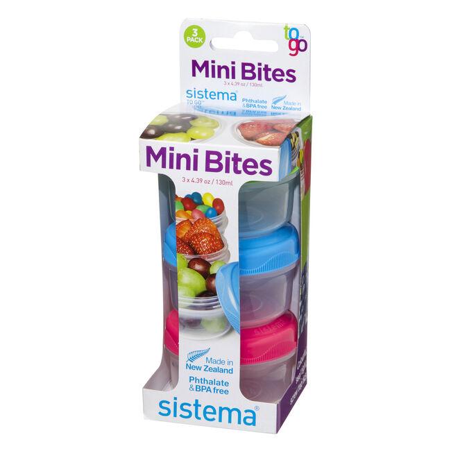 Sistema Mini Bites To Go