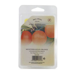 Mediterranean Orange Box of 6 Melts