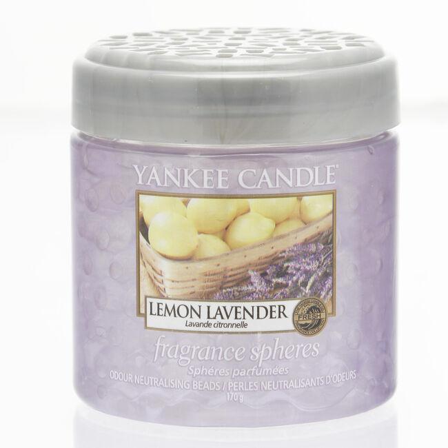 Yankee Candle Fragrance Spheres Lemon Lavender