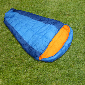 Deluxe Mummy Sleeping Bag