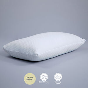 Dreamtime Coolmax Memory Foam Pillow