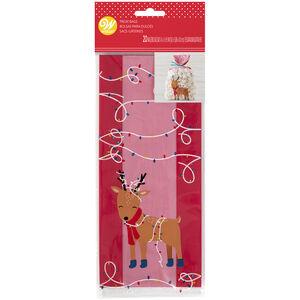 Wilton Reindeer 20 Party Bags