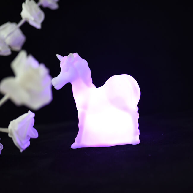 Colour Changing Unicorn Lamp