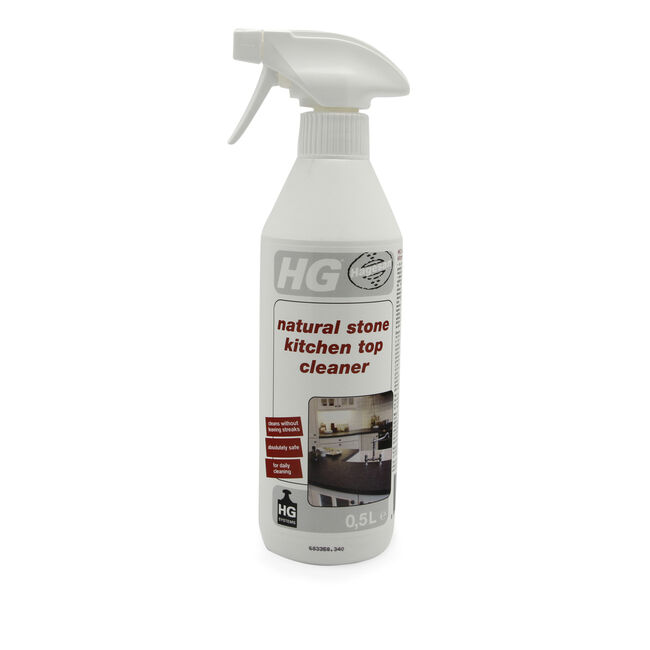 Natural Stone Counter Cleaner