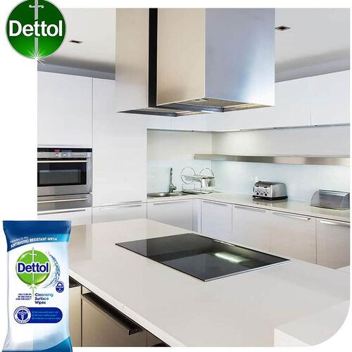 Dettol Antibacterial Surface Wipes 72 pk