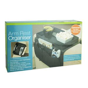 Arm Rest Organiser