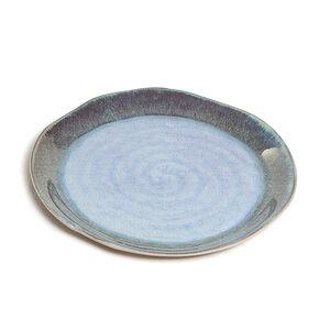 Heritage Halo Dark Blue Dinner Plate