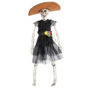 Day of the Dead Skeleton Girl
