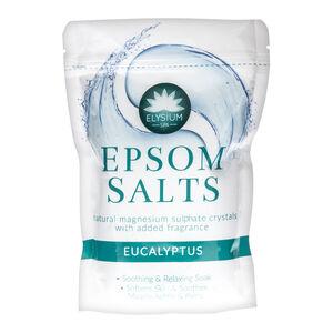 Elysium Spa Epsom Salts Eucalyptus Muscle Soak