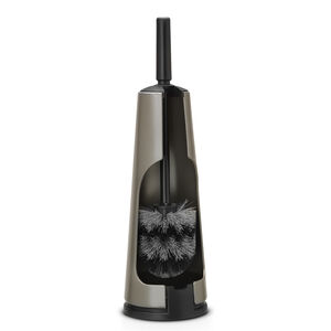 Brabantia Platinum Toilet Brush & Holder