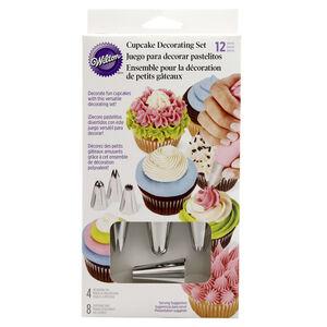 Wilton Cupcake Decorating Kit 12 Pieces
