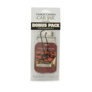 Yankee Candle Black Cherry Car Jars