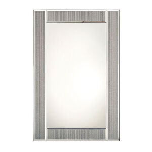 Ascot Glitter Mirror 90cm x 60cm