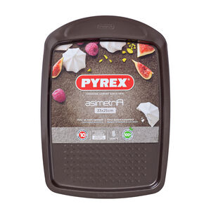 Pyrex Asimetria Baking Tray 33cm x 25cm