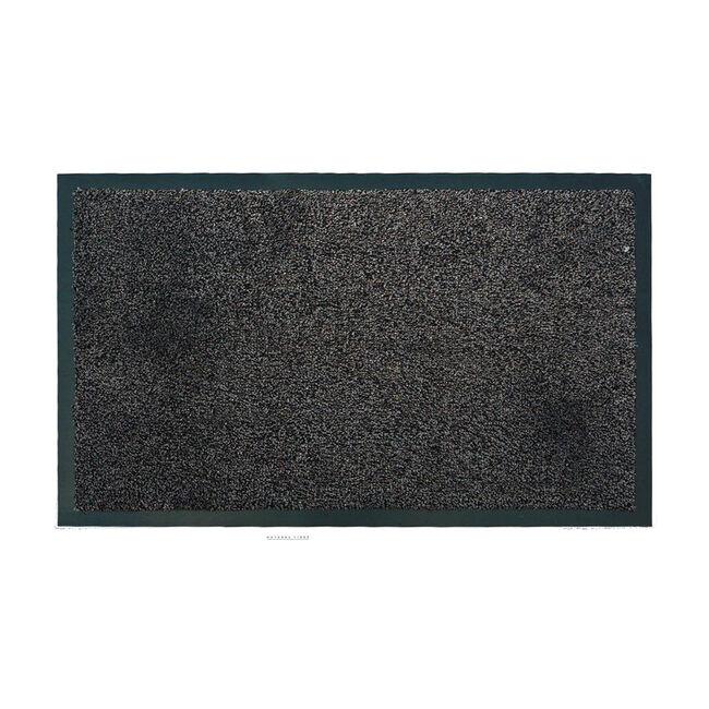 Chestnut Grove Washable Door Mat 60x90cm - Grey