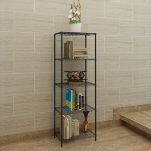 Novo 5 Tier Shelving