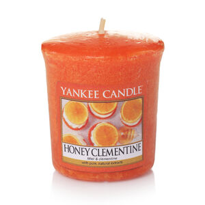 Yankee Candle Honey Clementine Votive