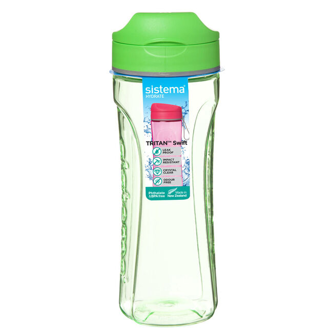 Sistema Tritan Swift Sport Bottle 600ml