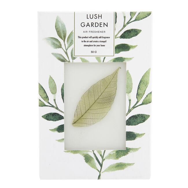 Lush Garden Fragranced Wax