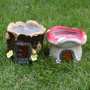 Fairy House Plant Pot