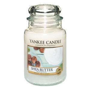 Yankee Candle Shea Butter Large Jar 22oz