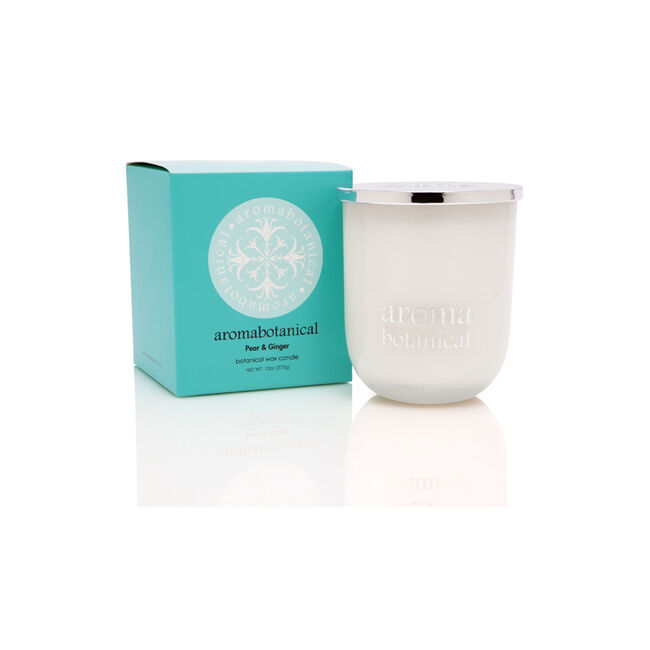 Pear & Ginger 2 Wick Medium Candle