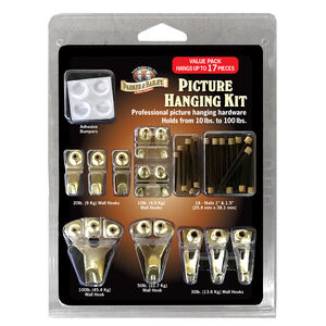 Parker & Bailey Picture Hanging Kit