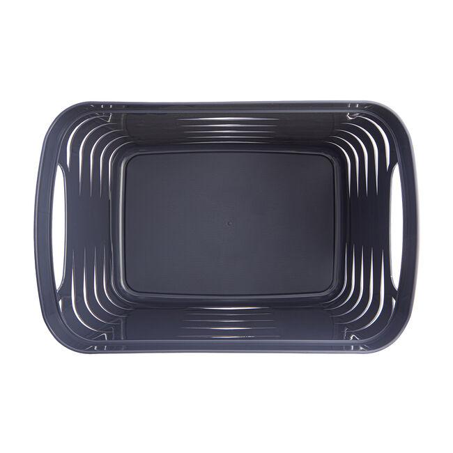 Ribbon Storage Basket 12L - Charcoal