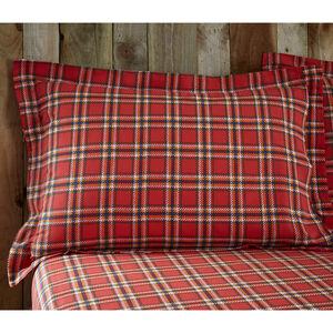 Festive Friends Oxford Pillowcase Pair - Red