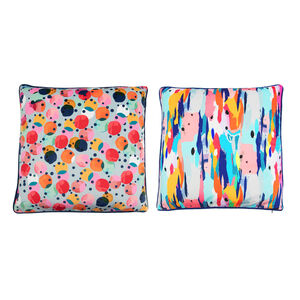 Serendipity Cushion Cover 2 Pack 45x45cm