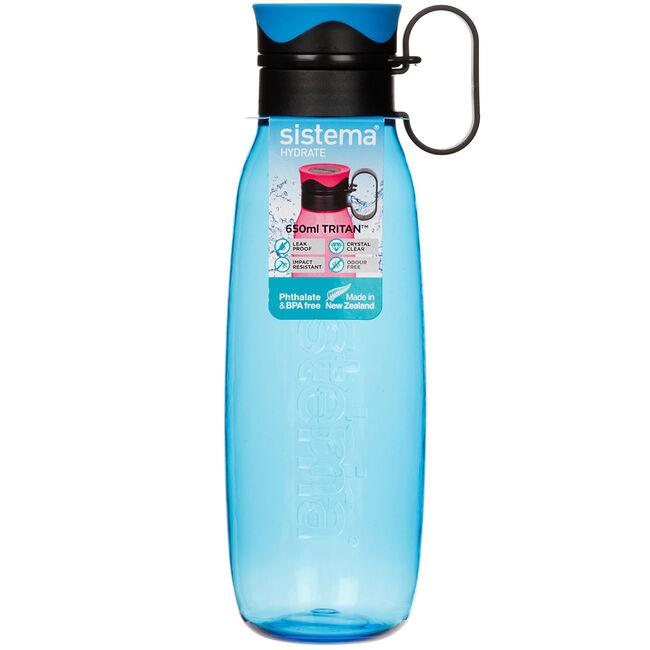 Sistema Tritan Traverse Bottle 650ml