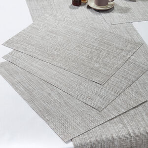 Lustre Placemat - Grey