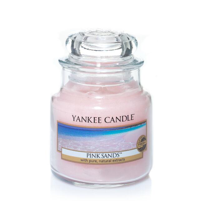 Yankee Candle Pink Sands Medium Jar