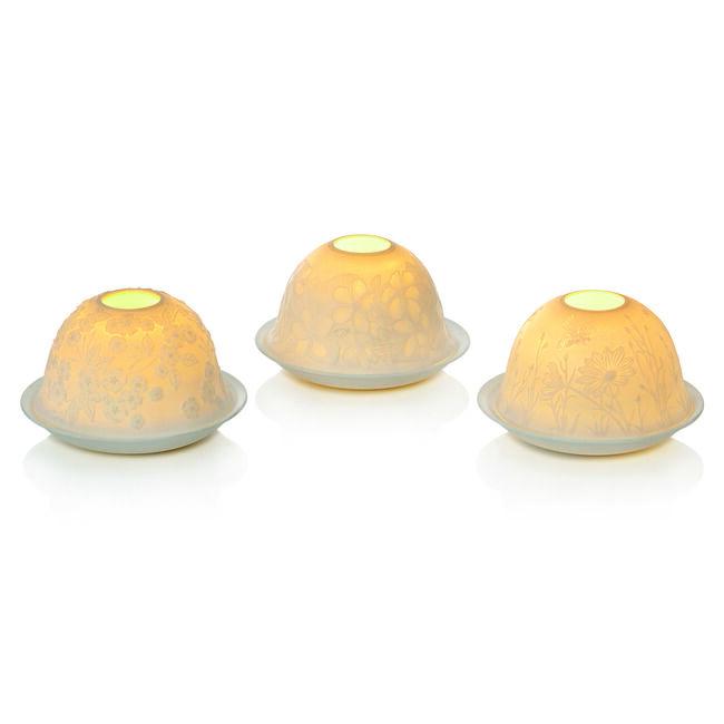 Flower Design LED Night Light