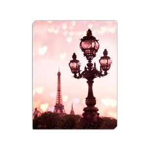 Art Nouveau Paris Canvas 60x80