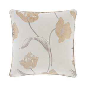 Tulip Natural Cushion 45cm x 45cm